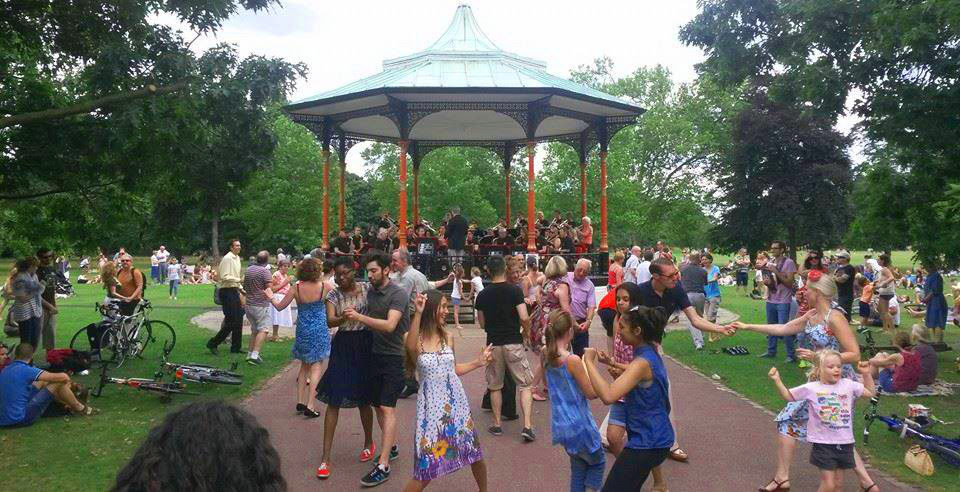 Header Image - South London Community Music